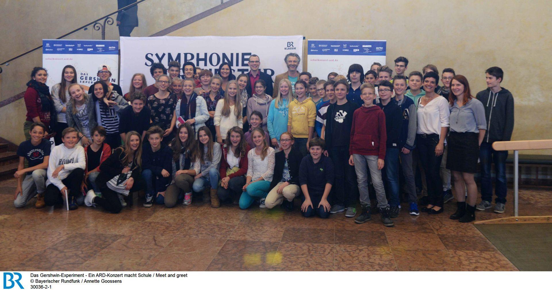 ARD Schulkonzert 2015