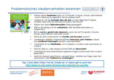Medienkompetenztraining